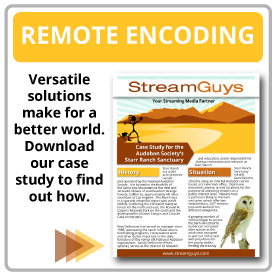 Remote Encoding CaseStudy